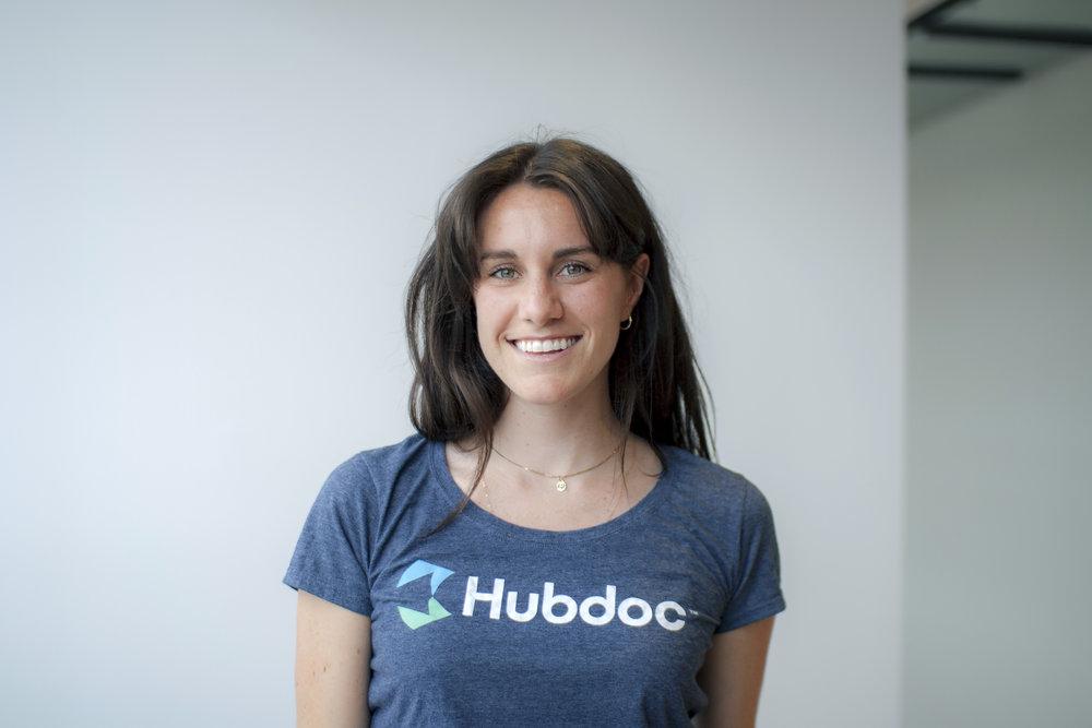 Paige Sopik , Marketing Specialist at  Hubdoc