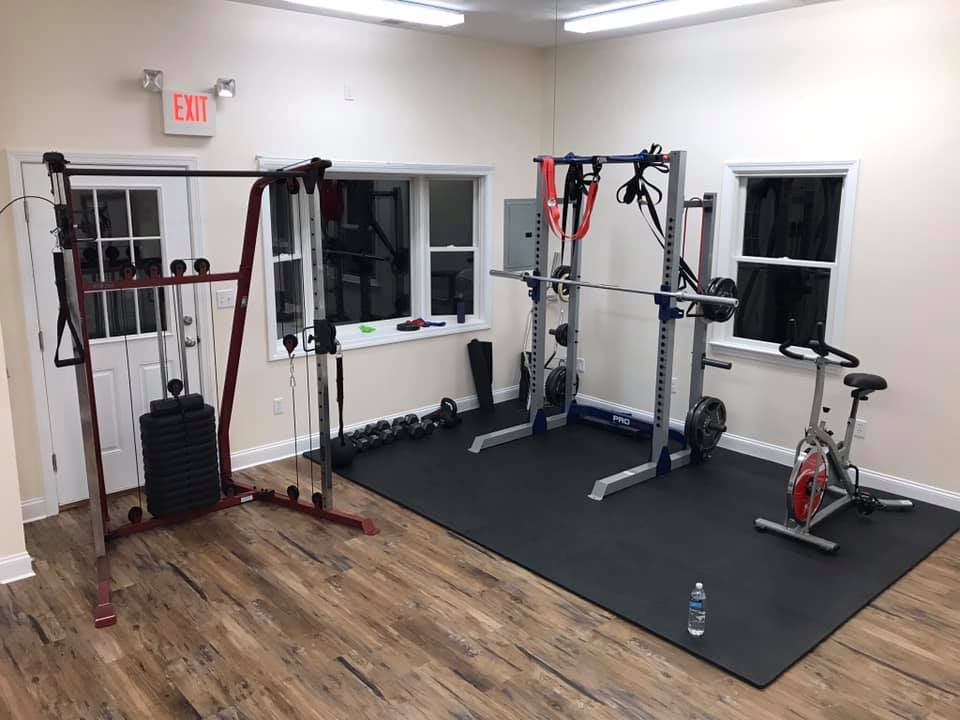 Private 1-1 Training and Nutrition Studio