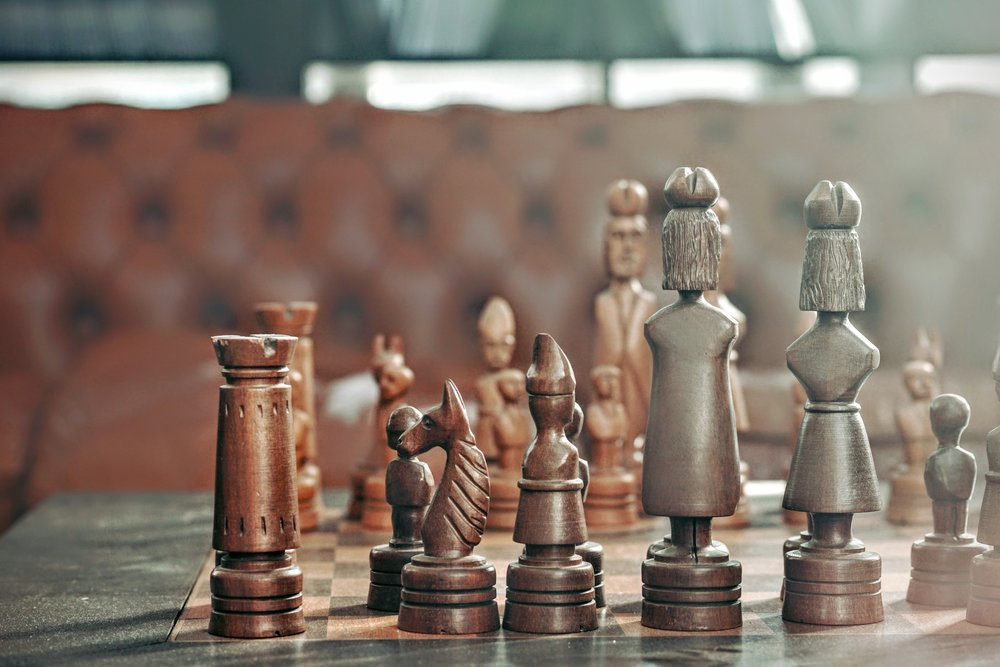Strategy is a Dynamic Element where players determine how to win within the rules of the game