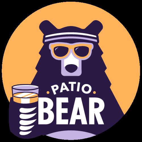 Patio Bear logo
