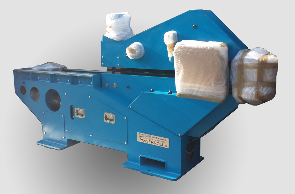 POWERROLL saw blade repair machinery