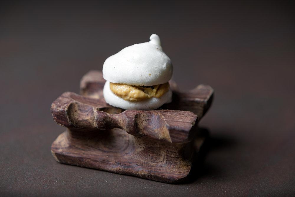 mushroom meringue
