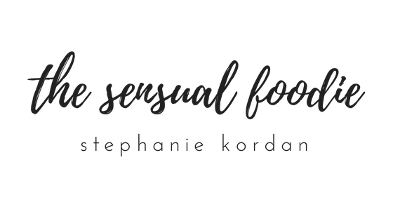 The Sensual Foodie