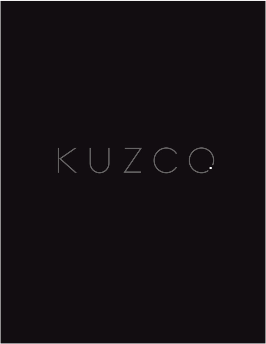 Kuzco LED Main - The new LED full line catalogue featuring all of 2019's exciting new releases and the bestselling trend-setting product Kuzco is known for.