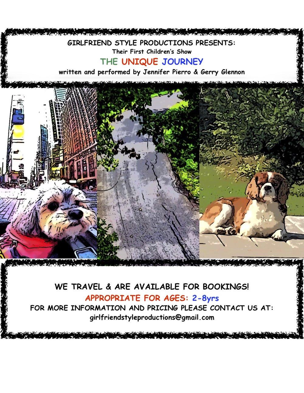 The Unique Journey Bookings Poster FINAL VERSION.JPEG