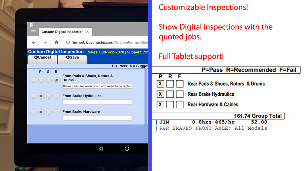 Digital Inspections