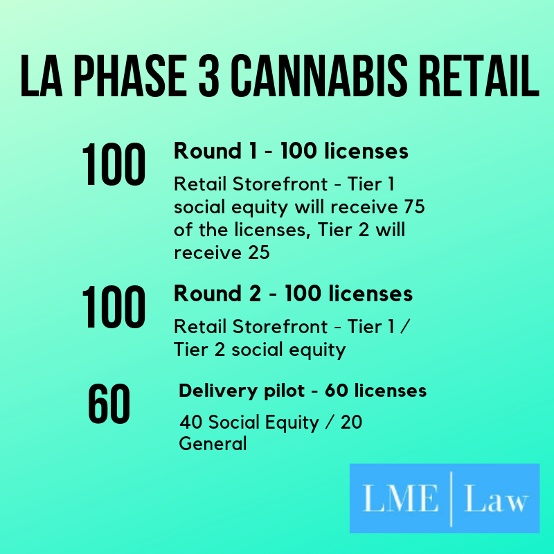 LA Phase 3 cannabis overview