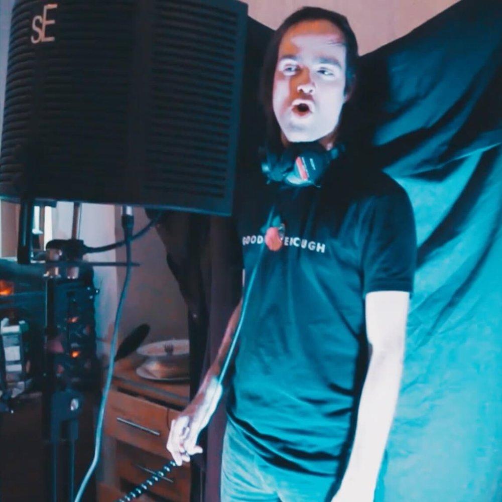Discordian - January recording session
