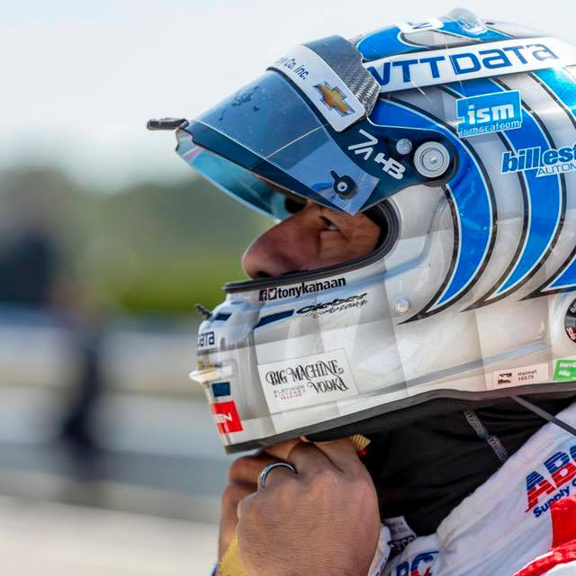 TONY KANAAN - 2013 Indy 500 winner, 2003 IndyCar Champion