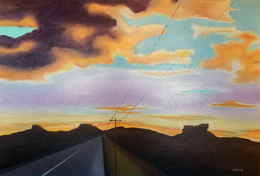 Big Skies… - Landscape