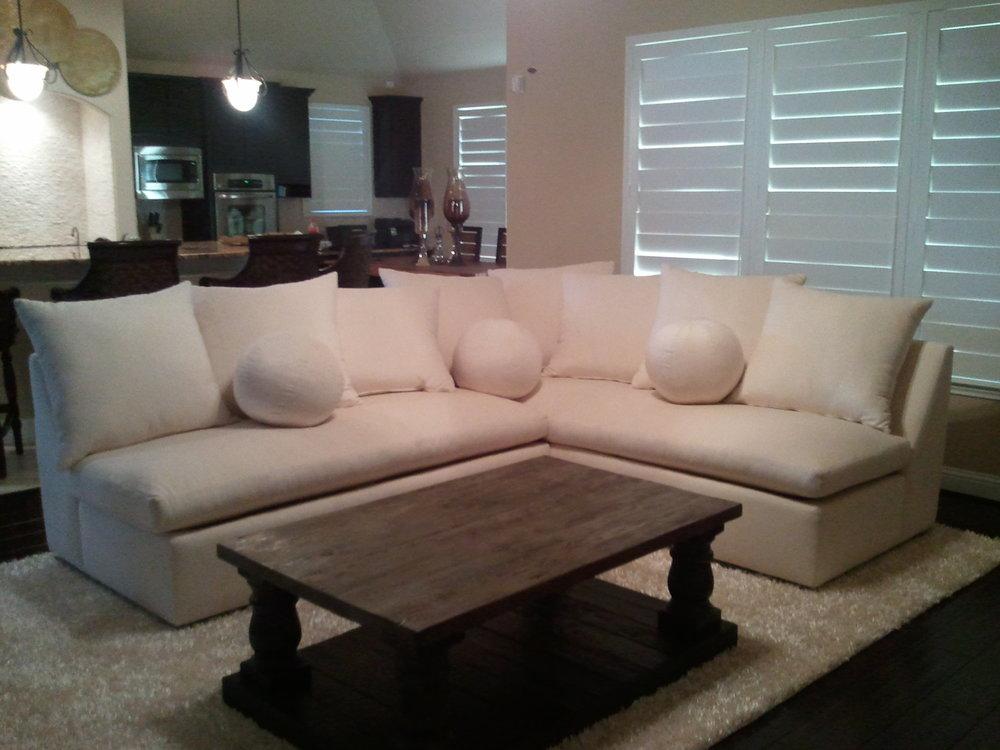 Build A Sofa Austin | Baci Living Room
