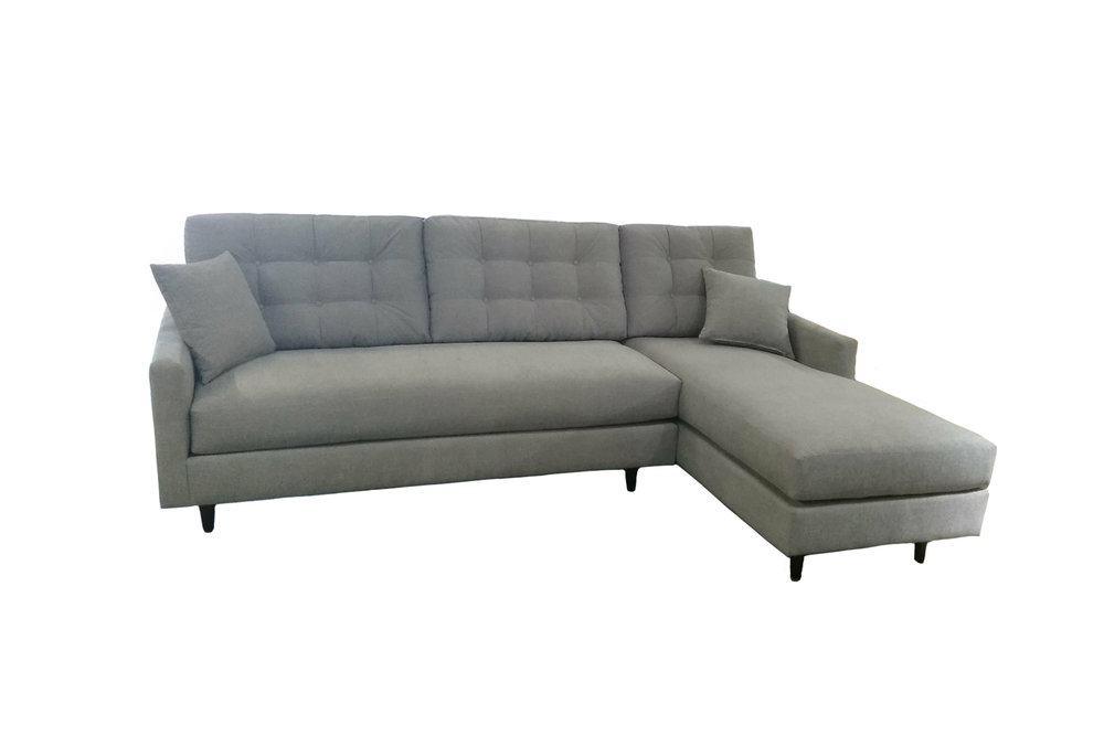 Maxwell Sectional W/ Sofa Chaise