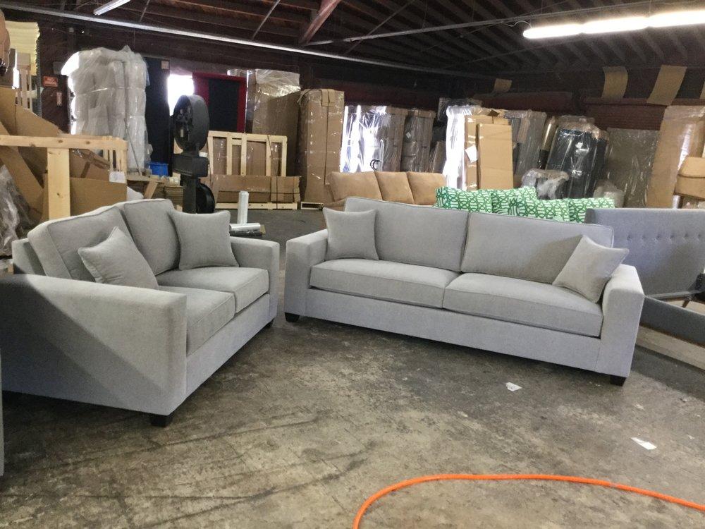 Custom Canwick Sofa