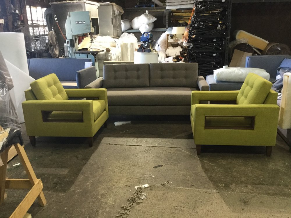 Coventry Sofa and Chairs