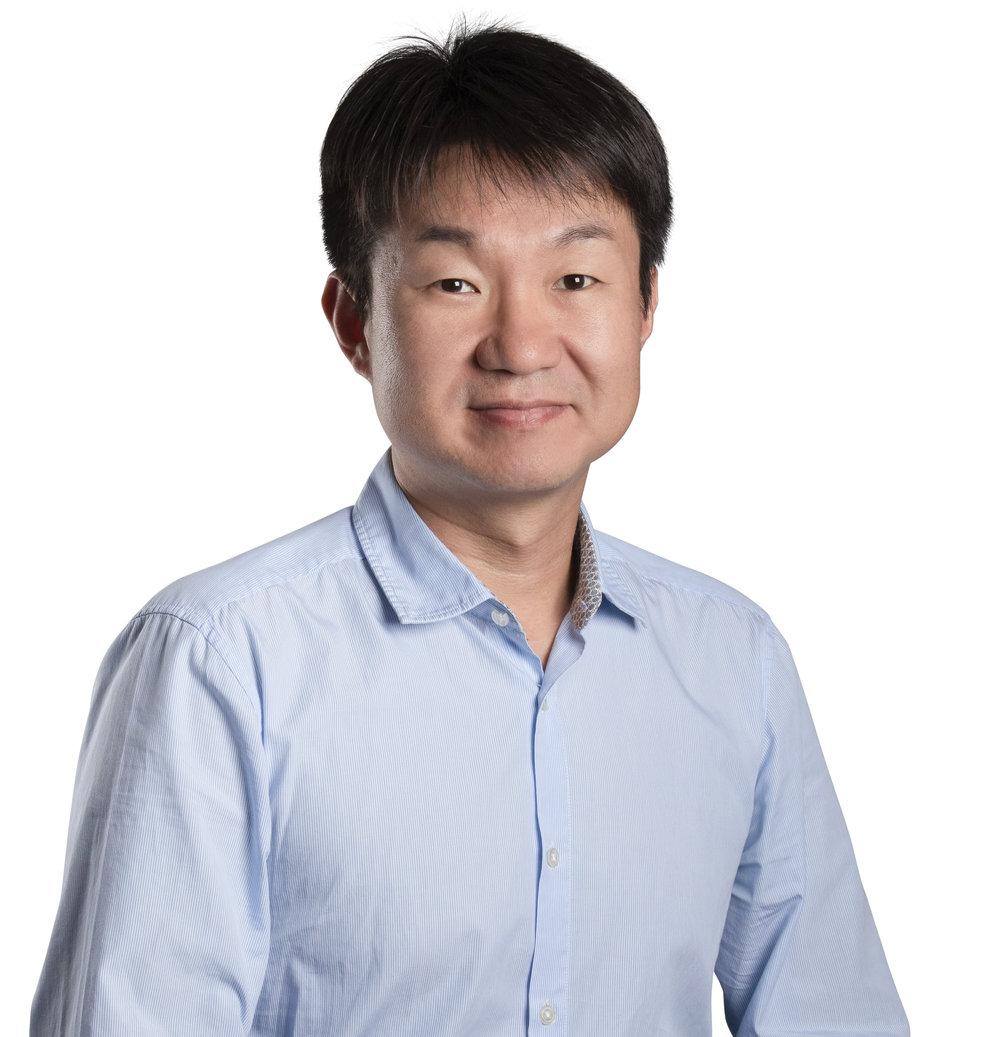 John Yoo - CFO