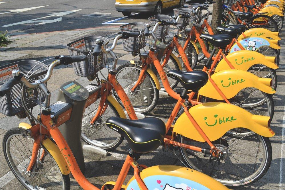 Transportation in Taipei — Anna's Adventure