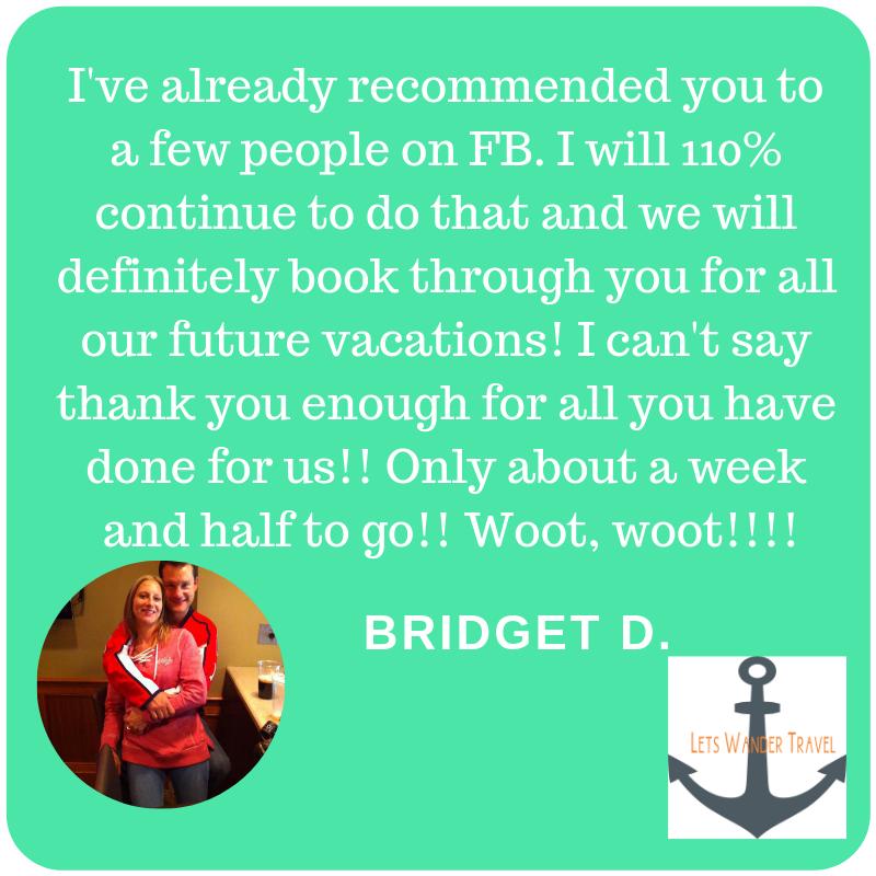 Bridget Testimonial