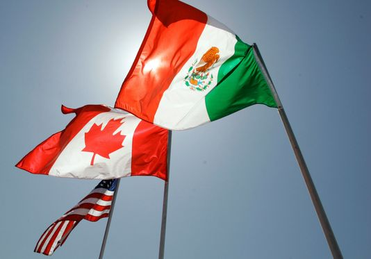 NAFTA at 25 - NAFTA has always been controversial. What do the numbers say about the agreement's effects on jobs and immigration?