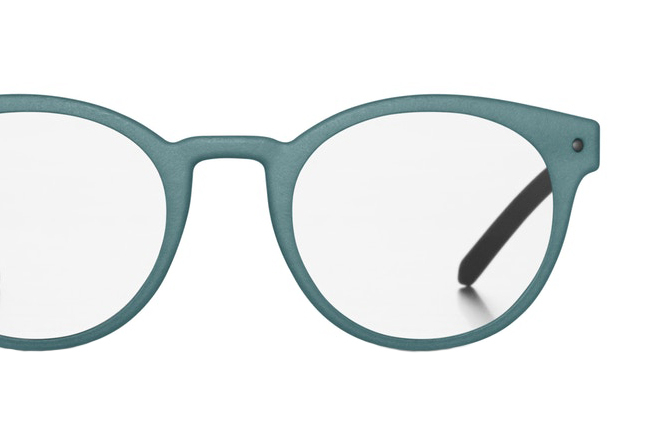 orgreen coloured frames