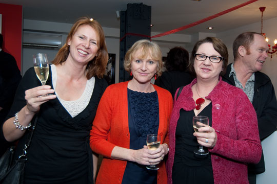 Thank you friends, Fiona Bougen, Fairlie Milne, Kath Jennings and Andrew Drummond.