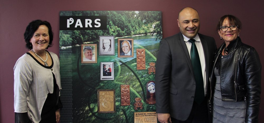 Minister of Corrections visits PARS