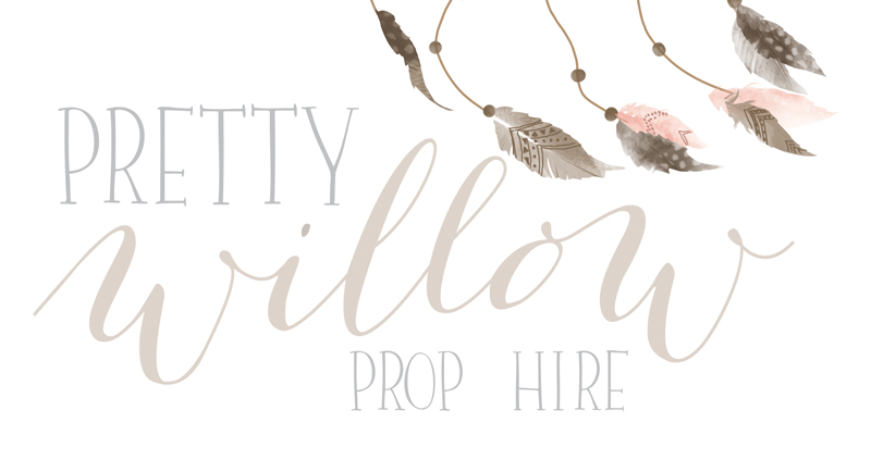 Pretty Willow Prop Hire Perth