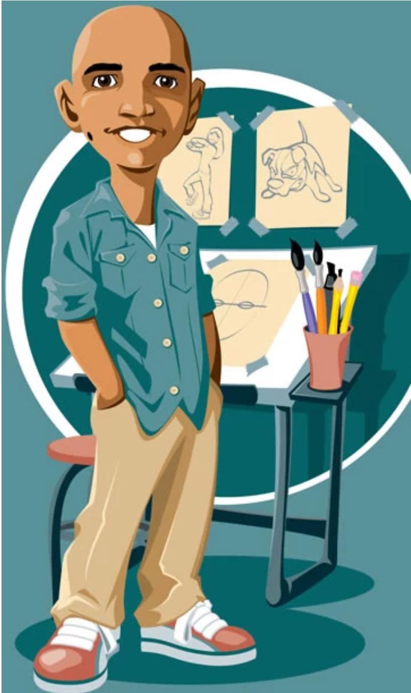 Marvel Comics Illustrator  Yancey Labat