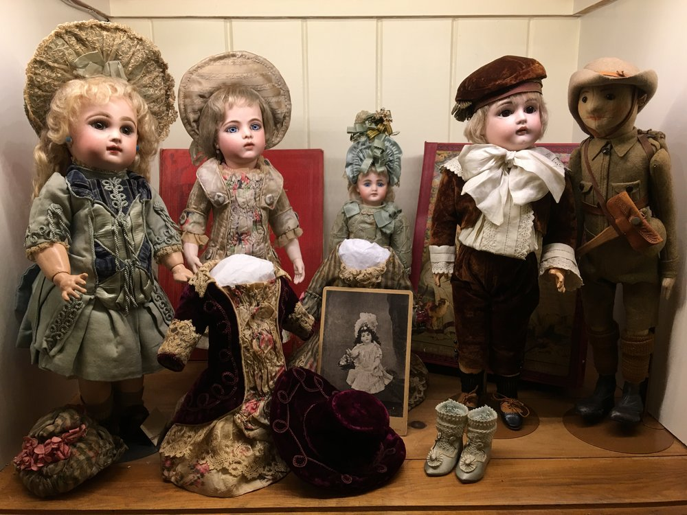 Via  The Grovian Doll Museum  Collection