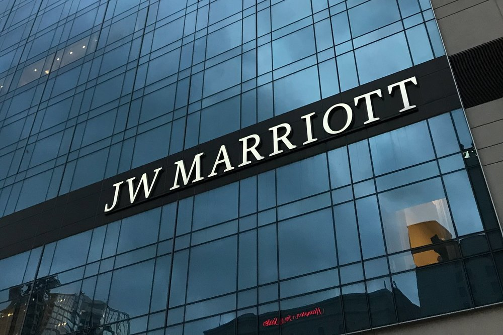 JW MARRIOTT AUSTIN DOWNTOWN - Luxury hotel in downtown Austin
