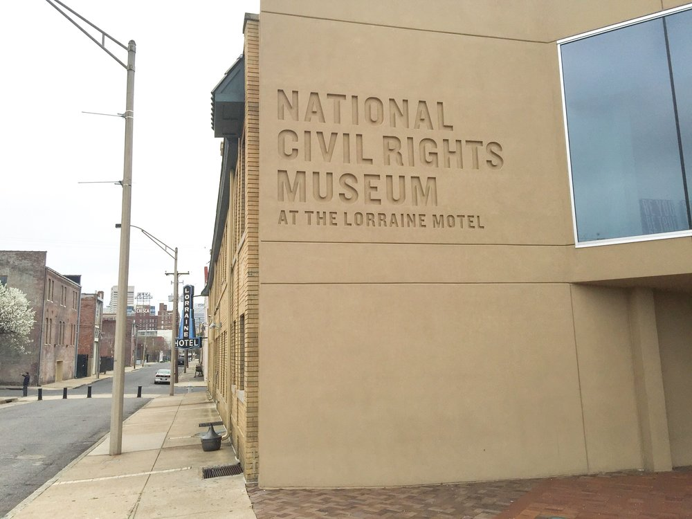 NATIONAL CIVIL RIGHTS MUSEUM - Celebrating the Civil Rights movement that culminated in Memphis at the Lorraine Motel
