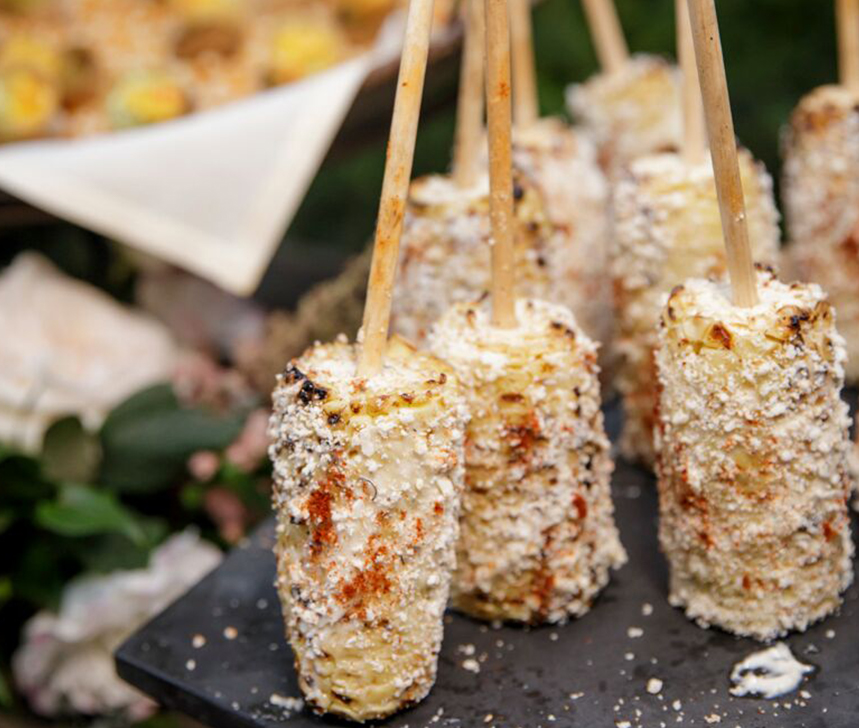 Mexican Corn - San Francisco Event Planning & Catering | Fraiche Catering