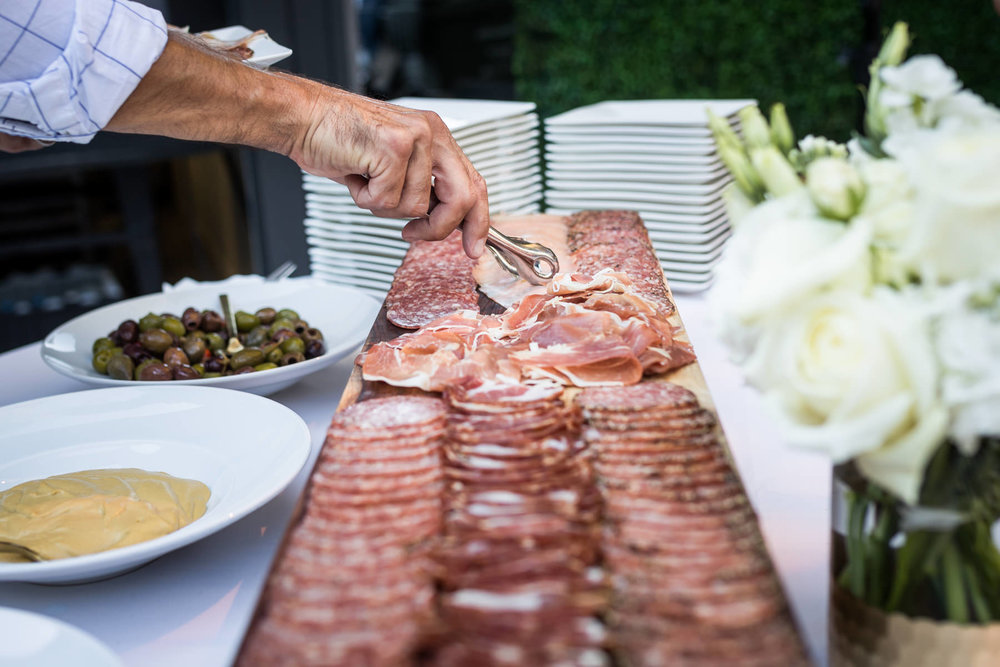 Charcuterie Platter - San Francisco Gourmet Catering Company - Fraiche Catering
