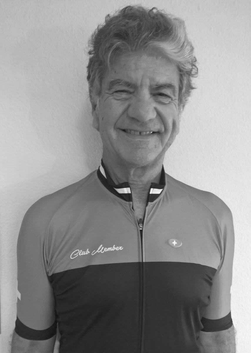 Michael Ronkin - Ride Leader: 4 years