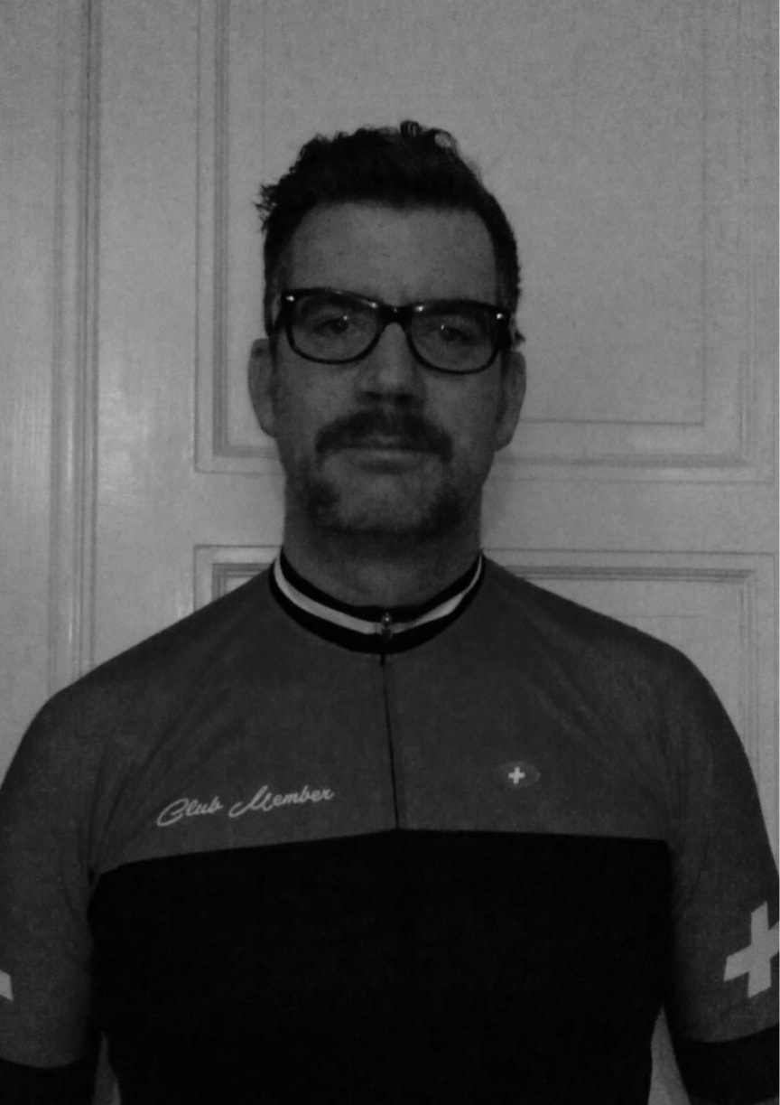 Matt Gain - Ride Leader: 6 years