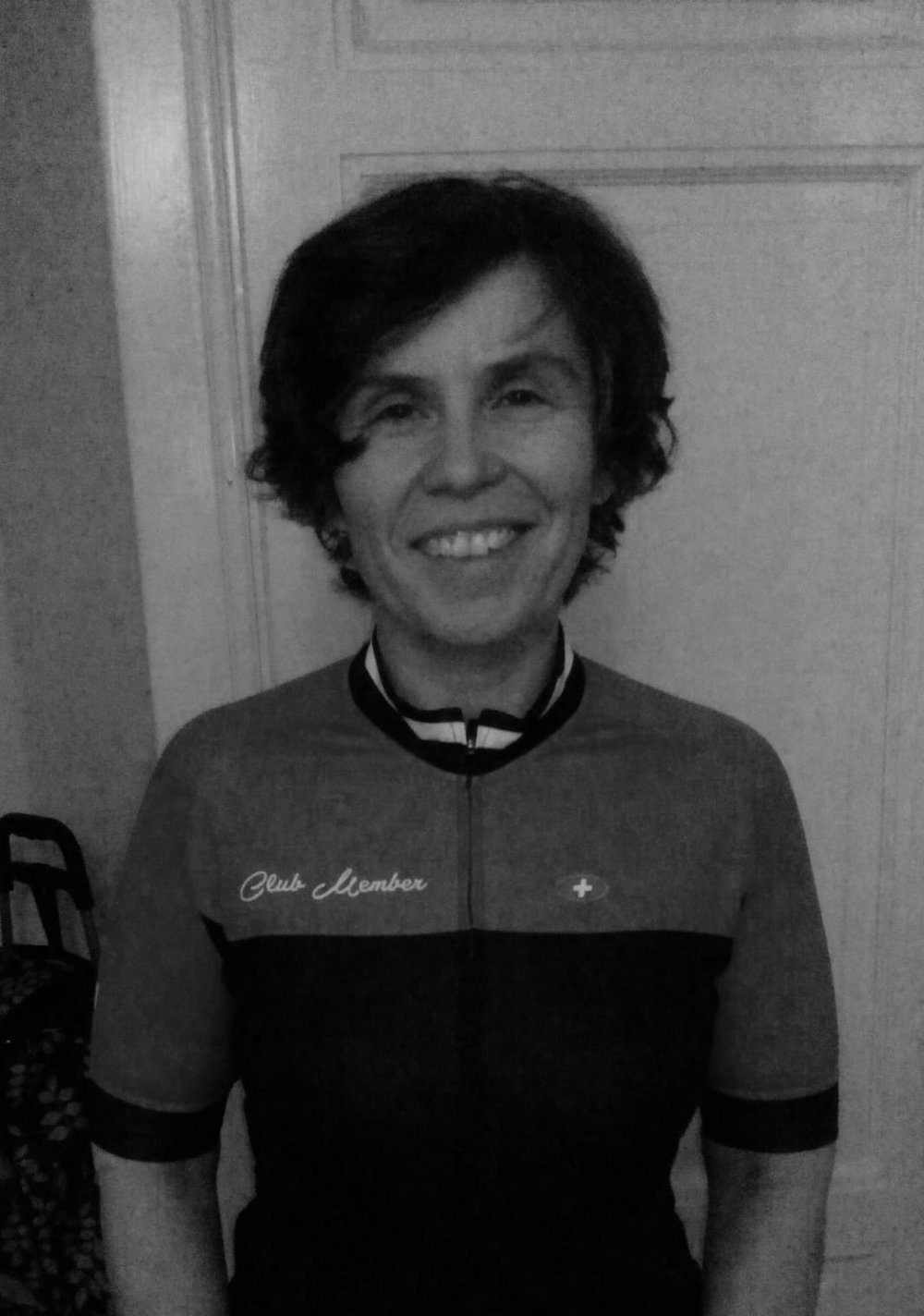 Nathalie Gain - Ride Leader: 4 years