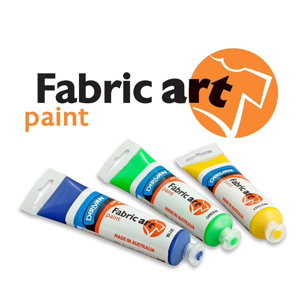 DERIVAN FABRIC ART PAINT