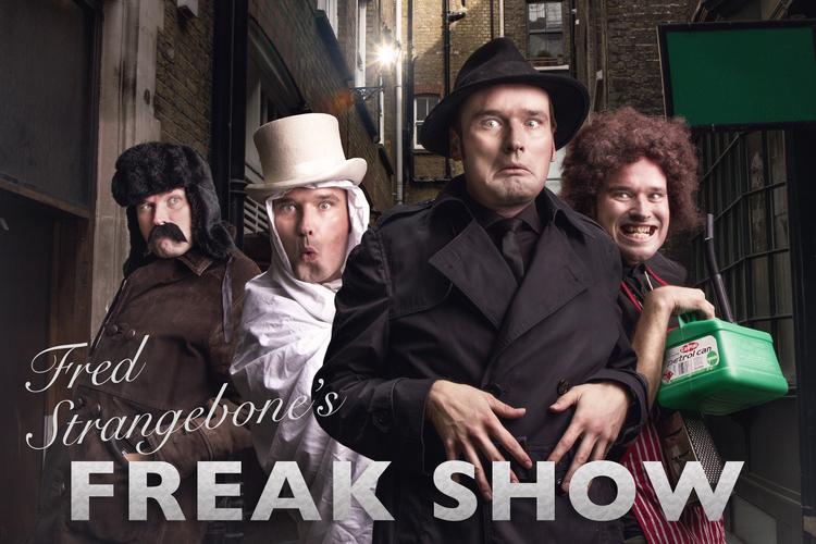 Fred Strangebone -