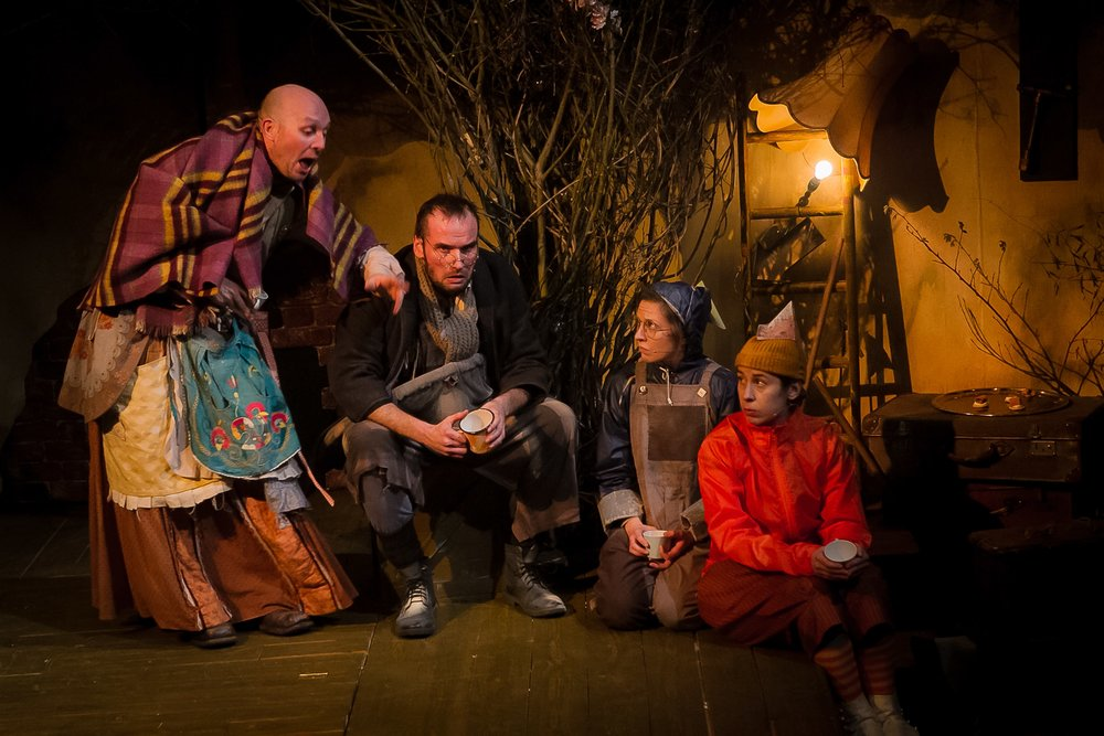 Creation Theatre - The Wind in the Willows