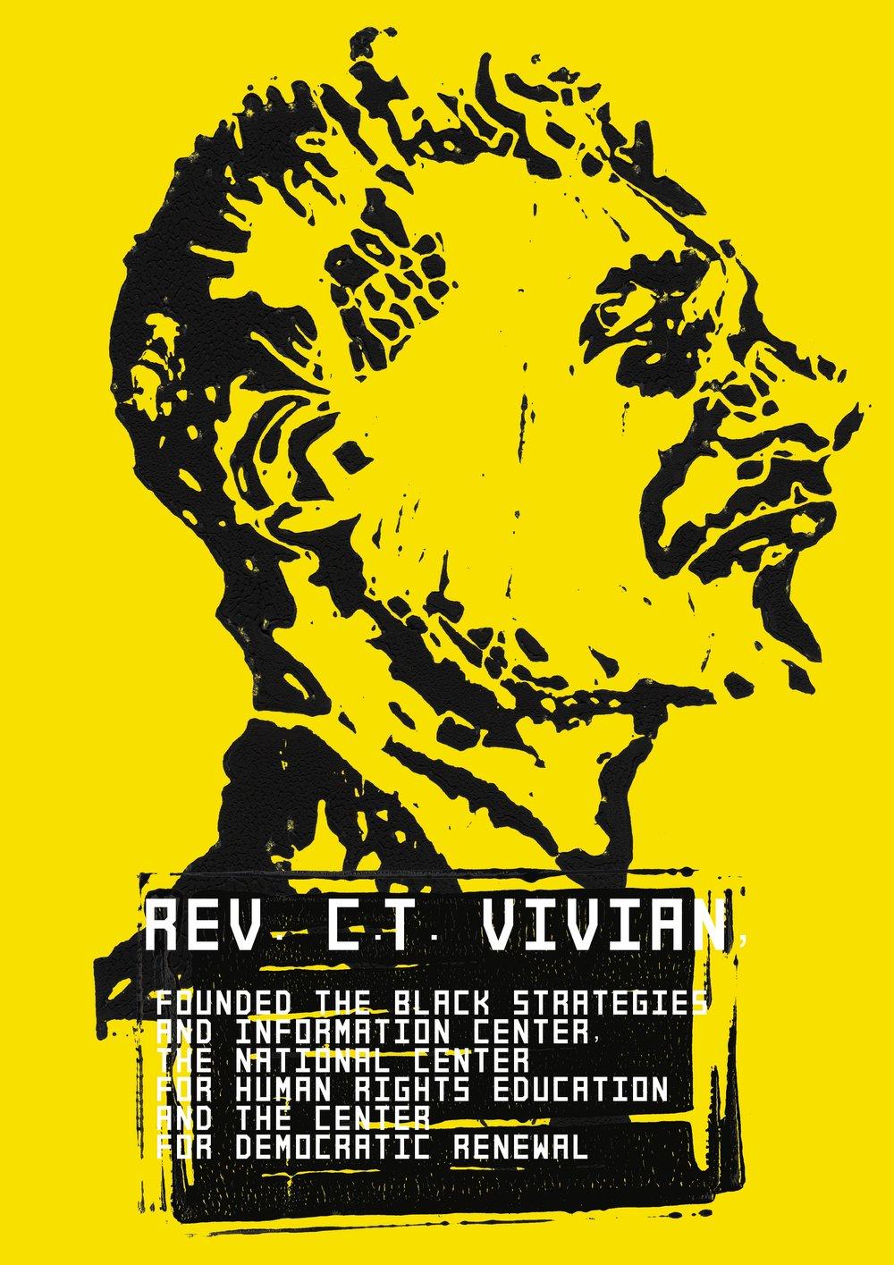 Rev C.T Vivian