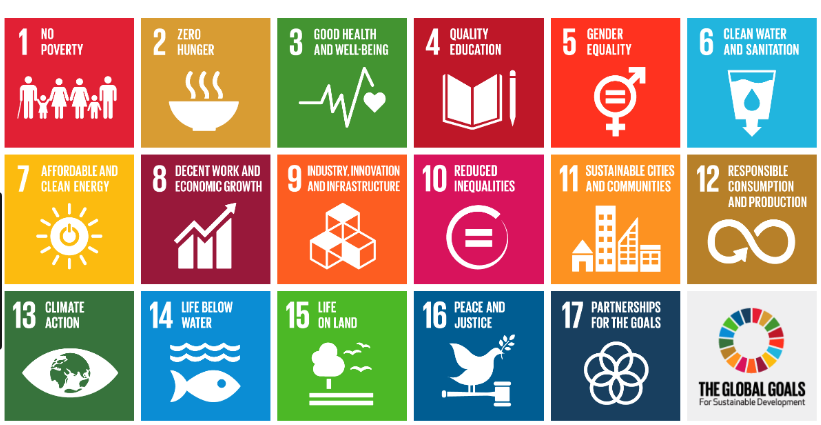 Energyst Consulting Support the United Nations Sustainable Development Goals.