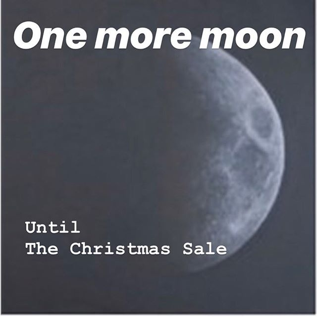 Christmas Sale, Wednesday, 10-1 pm at Elizabeth's house. DM for address. #santagivesart #givethegiftofart #artforchristmas #moon #lunar #oilpainting #artoninstagram #contemporaryart #901art #901smallbusiness @rachelwalterart @elizakegg @amandagoetze #egglestongoetze