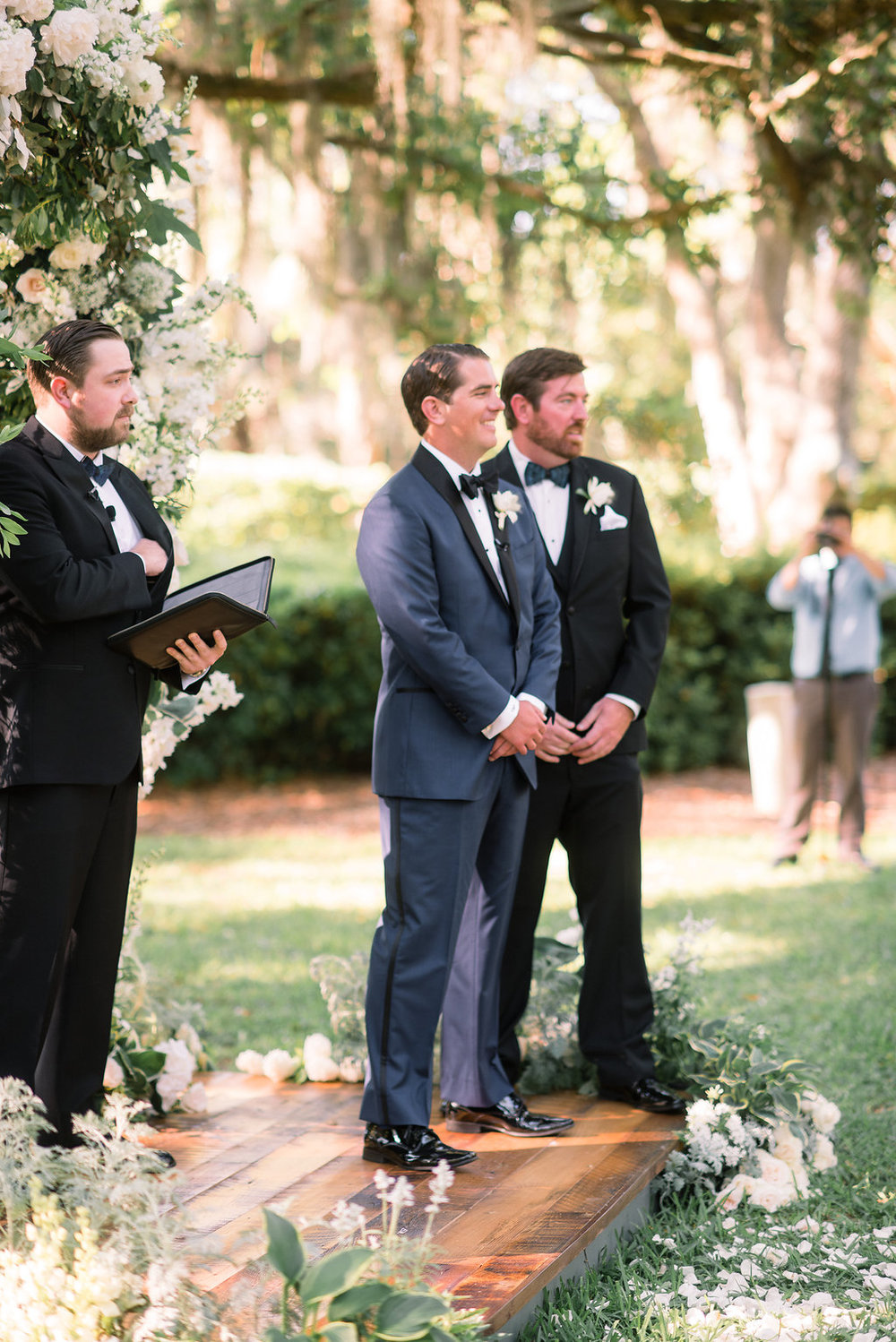 Floral Island Wedding, Events by Reagan, Kiawah Wedding, Charleston Wedding Planner,  Destination Wedding Planner, Groom, Groomsmen