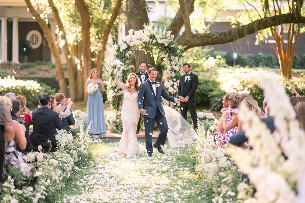 Floral Island Wedding, Events by Reagan, Kiawah Wedding, Charleston Wedding Planner,  Destination Wedding Planner, Bride and Groom