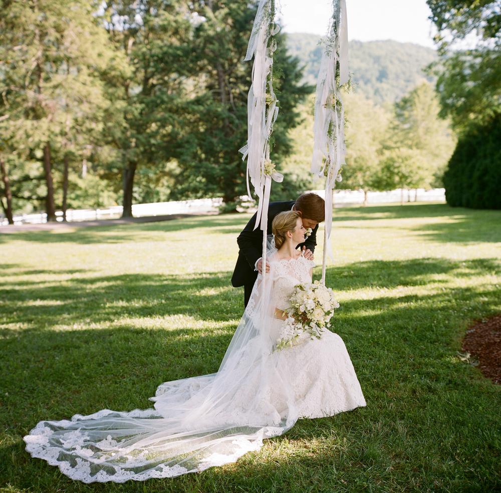 Radiant Southern Charm, Events by Reagan, Virginia Wedding, Destination Wedding Planner,  Farm Wedding, Bride and Groom