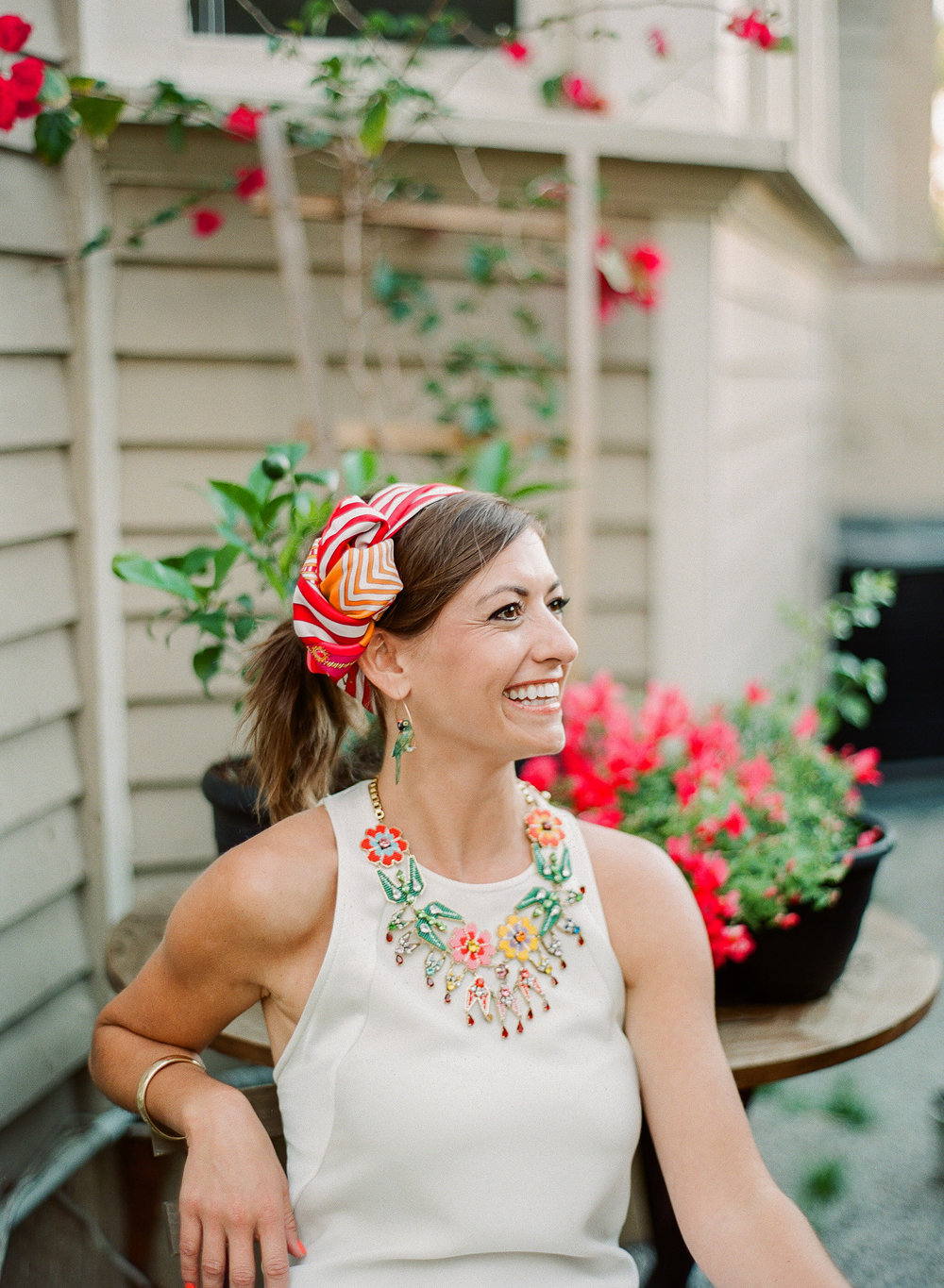 Charleston Porch Party, Events by Reagan, Dinner party, Tropical party, Charleston Event Planner