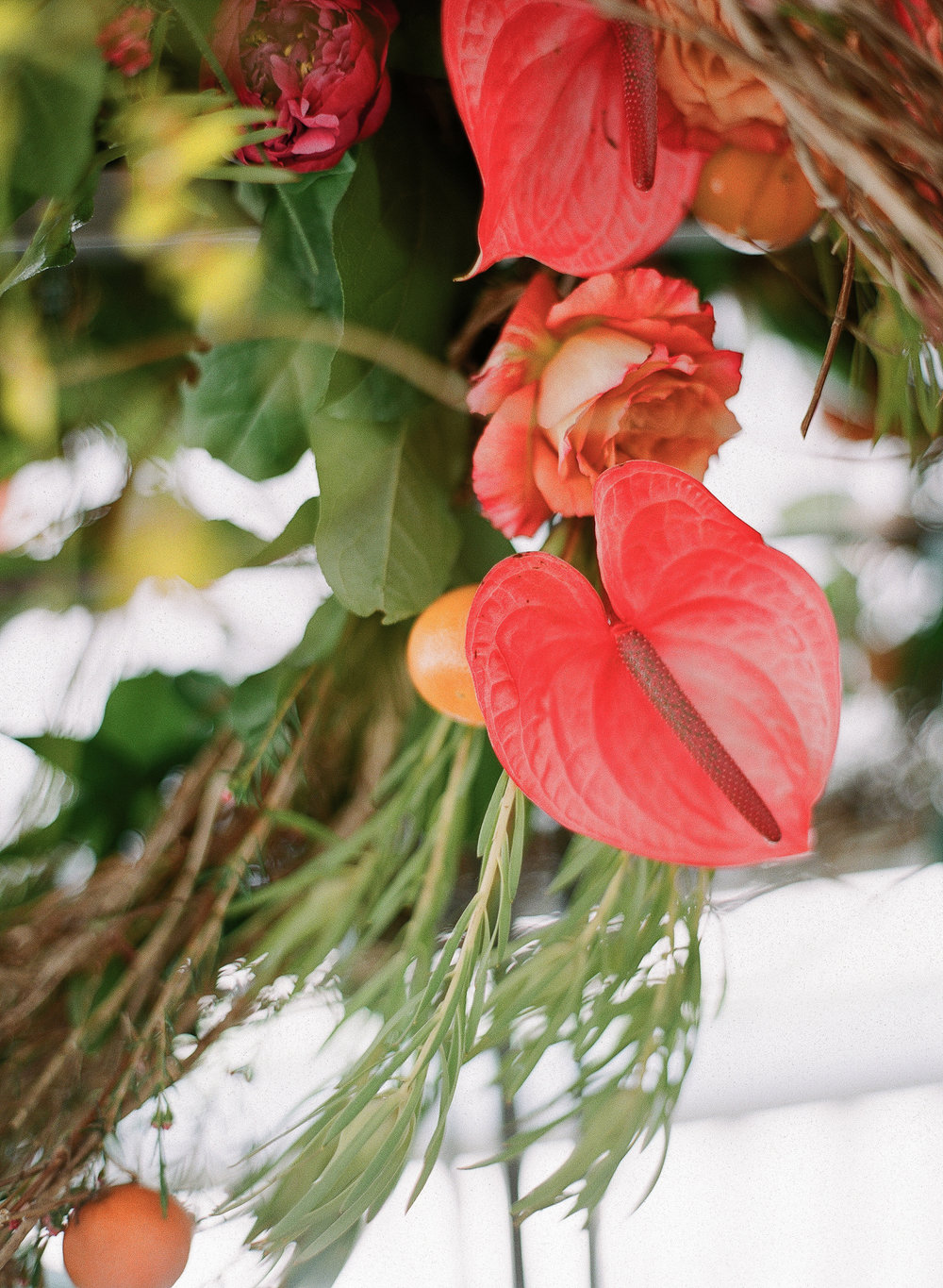Charleston Porch Party, Events by Reagan, Dinner Party, Tropical Party, Charleston Event Planner , Tropical Flowers