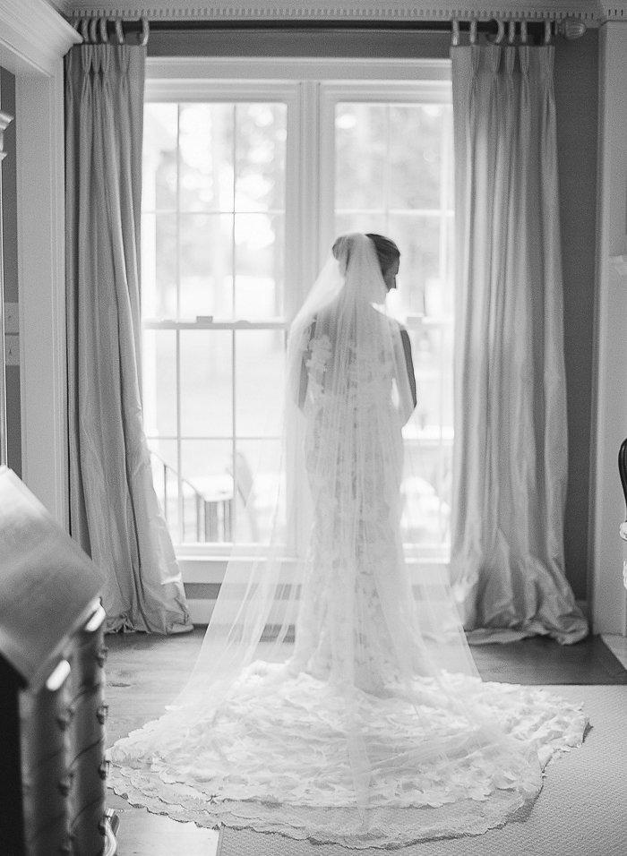 North Carolina Wedding, Events by Reagan, Destination Wedding Planner, Bride, Veil