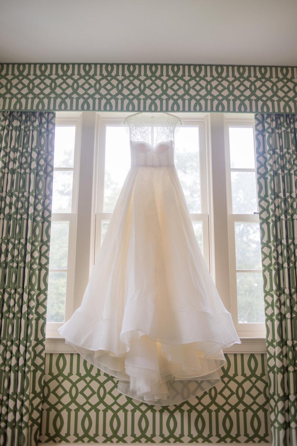 North Carolina Wedding, Events by Reagan, Destination Wedding Planner, Wedding dress