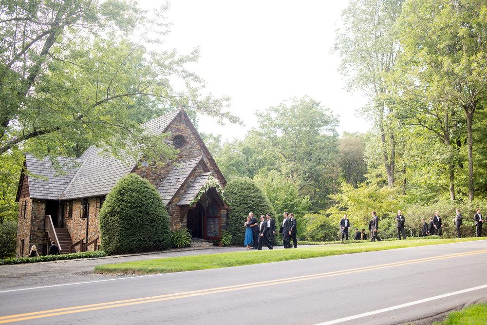 North Carolina Wedding, Events by Reagan, Destination Wedding Planner, Church