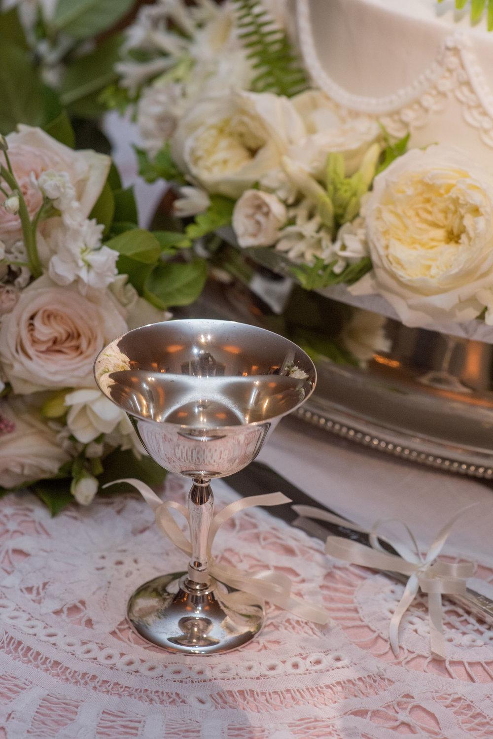 North Carolina Wedding, Events by Reagan, Destination Wedding Planner, Cake, lace table cloth
